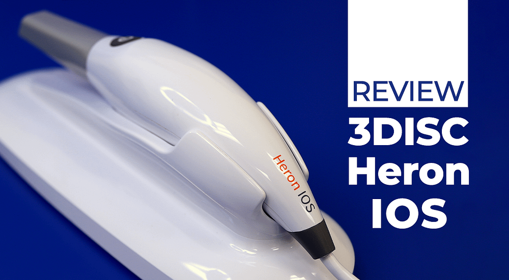 HERON IOS Review Institute of Digital Dentistry IOS REVIEWS