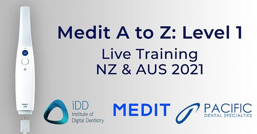 Medit live link share