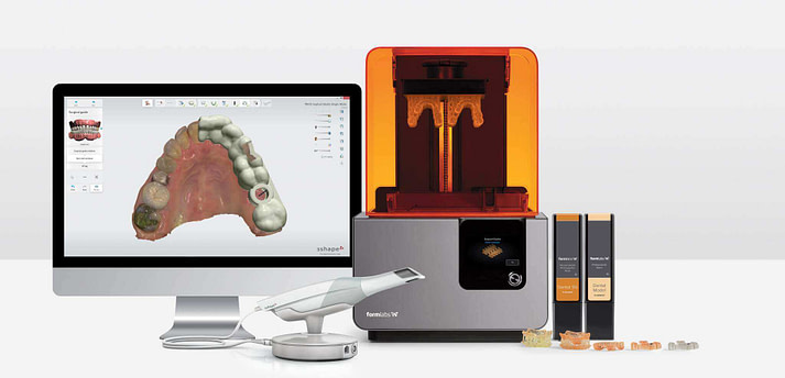 Other Hardware Involved in Dental 3D Printing Applications